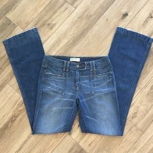 Vintage UNITED COLORS OF BENETTON Flare Jeans